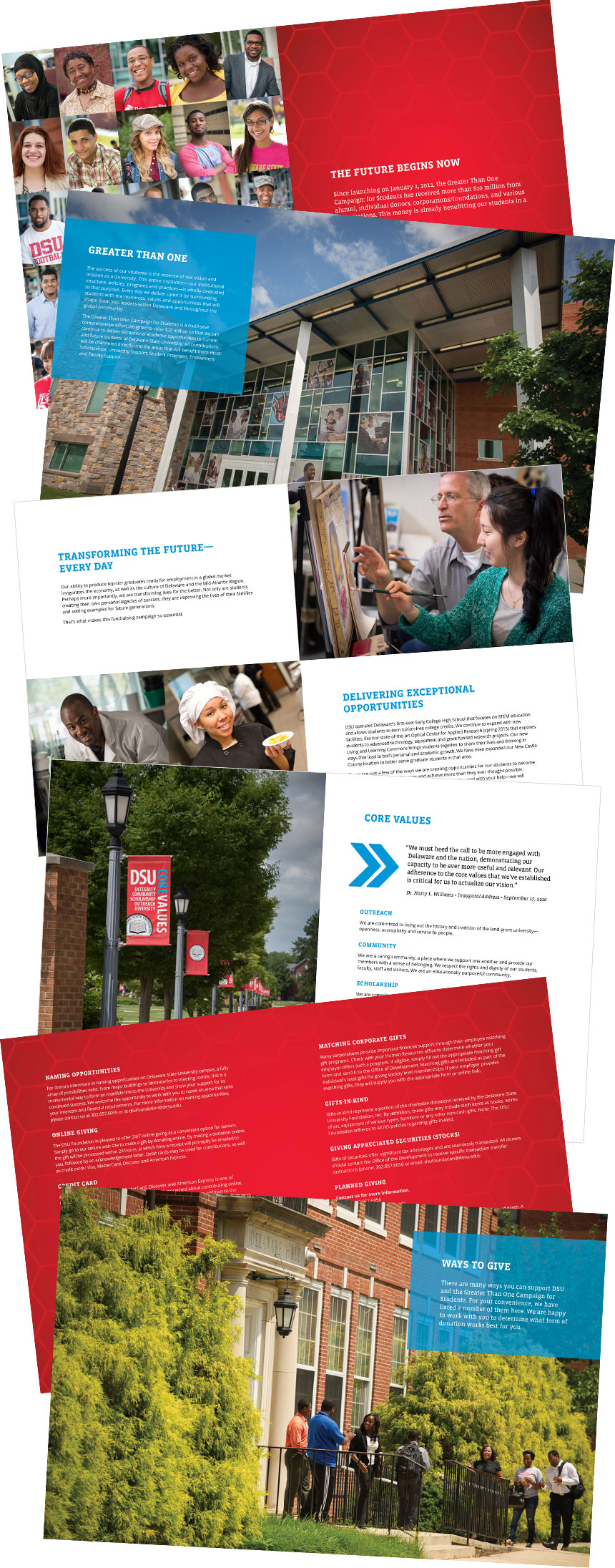 DSU_greater_than_1_campaign_brochure_spreads