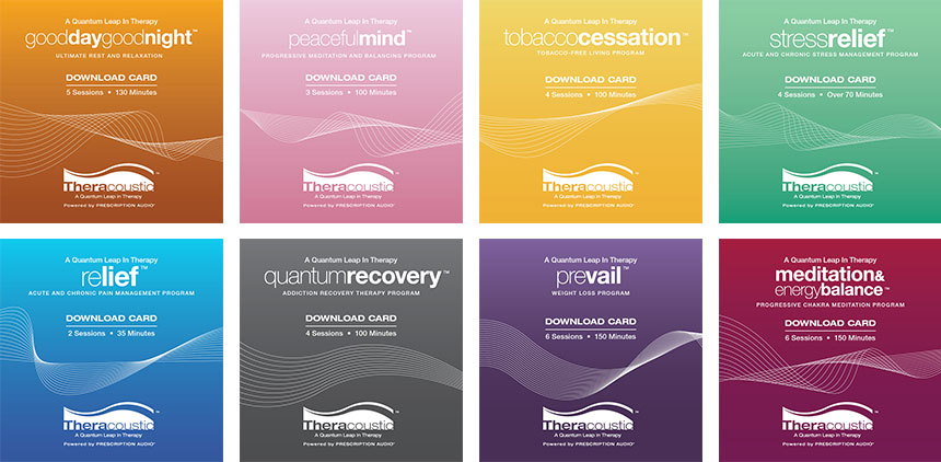 Theracoustic_products