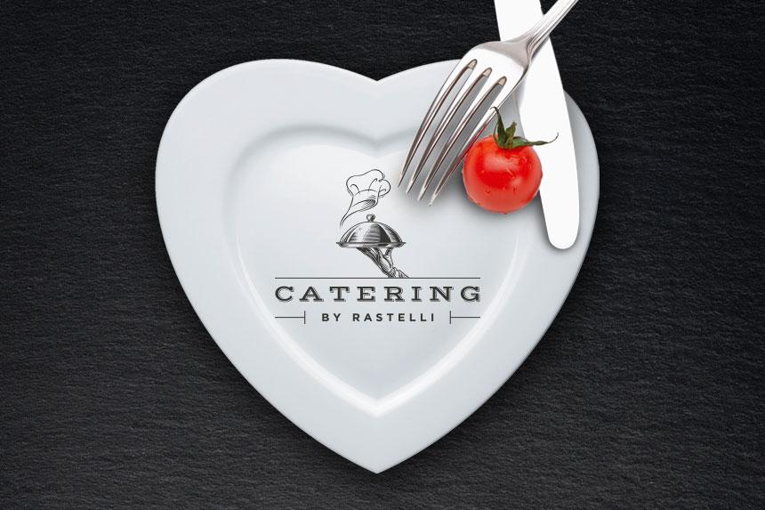 Rastelli Catering Ad | Heather Clark Portfolio
